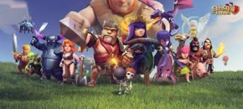 Clash of Clans Facts