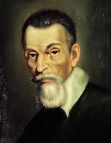 Claudio Monteverdi Pic