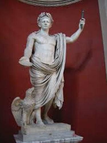 Claudius Statue