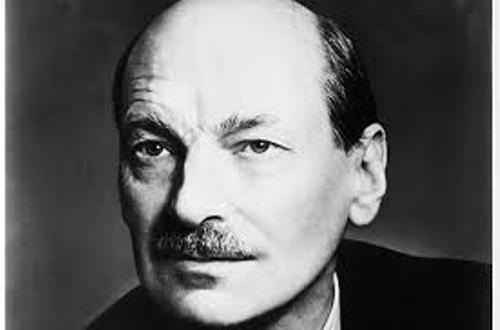 Clement Attlee Facts
