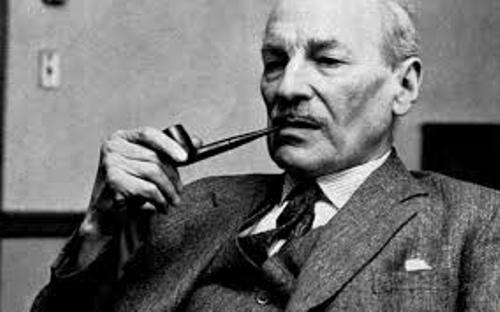 Clement Attlee Image
