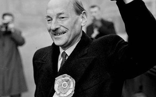 Clement Attlee Pic