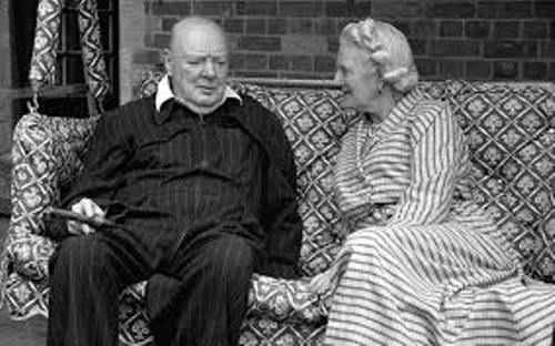 Clementine Churchill Facts