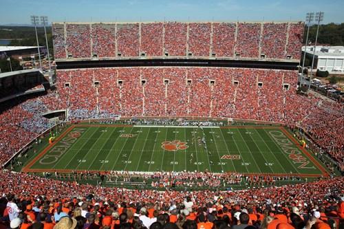 Clemson University Stadium
