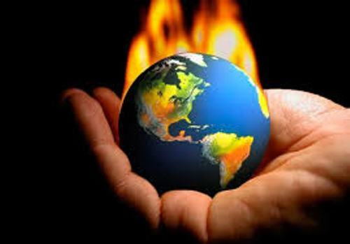 Climate Change and Global Warming Pic