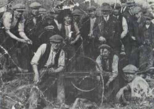 Coal Mining in Bedworth Facts