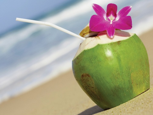 Coconut Water Pic