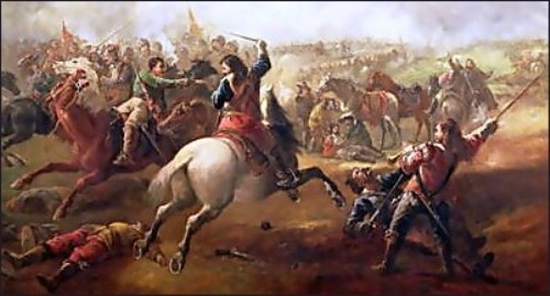 Facts about Civil English War