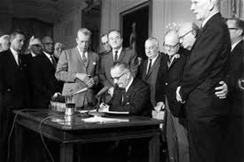 Facts about Civil Rights Act of 1964