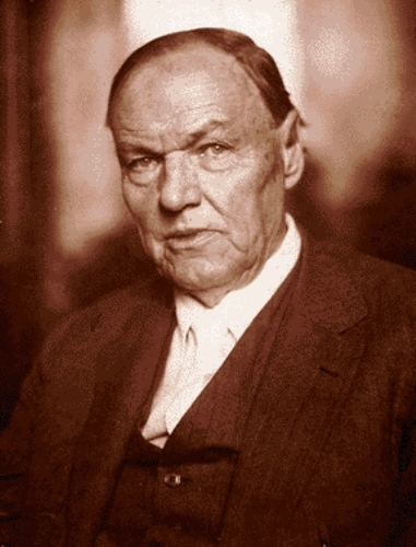 Facts about Clarence Darrow