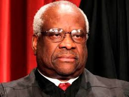 Facts about Clarence Thomas
