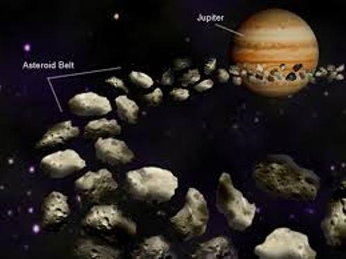 4 biggest asteroids in asteroid belt - photo #13