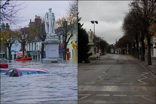 Cockermouth Floods Pictures