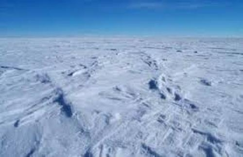 10 Facts about Cold Deserts  Fact File