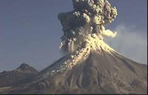 Colima Volcano Facts