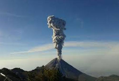 Colima Volcano Pic