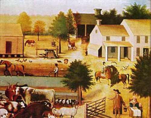 Colonial Delaware Farming