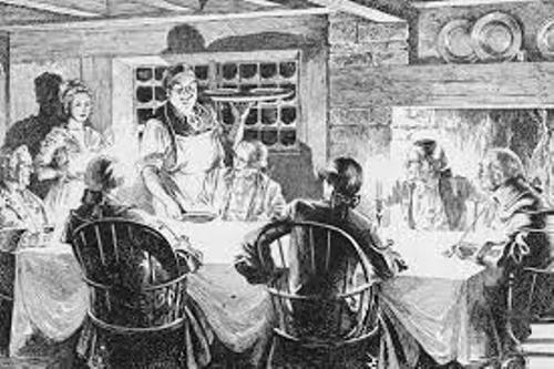life in colonial america Chasing a pig was a form of entertainment step into the lives of the colonists,  and get the scoop on clothes, homes, and daily life in colonial america.