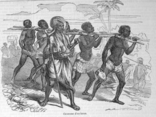 Colonial Slavery Facts