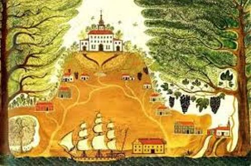 Colonial Virginia Picture