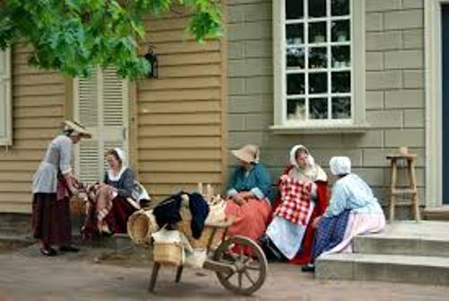 Colonial Williamsburg Life