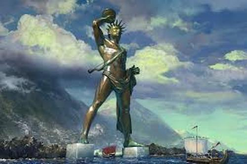 Colossus of Rhodes Facts