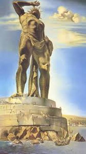 Colossus of Rhodes Image