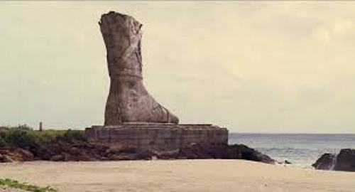 Colossus of Rhodes Ruins