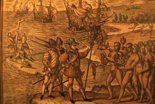 Columbian Exchange Facts