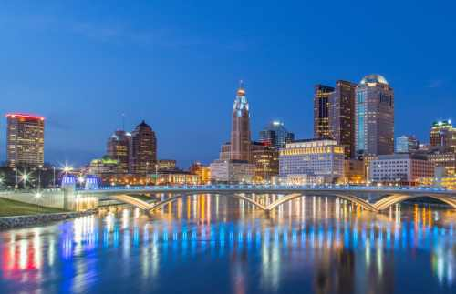 10 Facts About Columbus Ohio Fact File