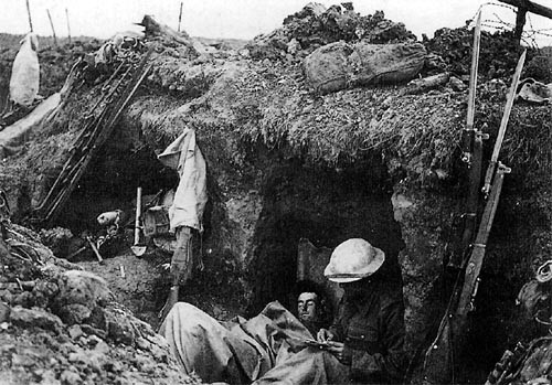 Conditions in The Trenches Facts