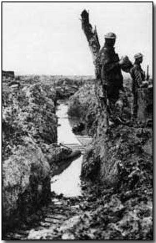 Conditions in The Trenches Image