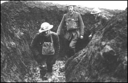 Conditions in The Trenches Pic