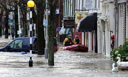 Facts about Cockermouth Floods