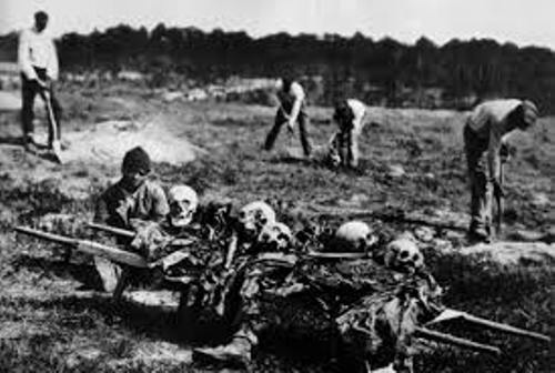 Facts about Cold Harbor