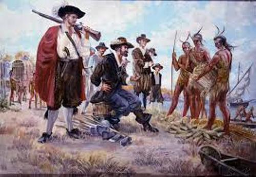 Facts about Colonial America