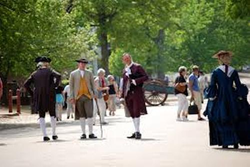 Facts about Colonial Williamsburg