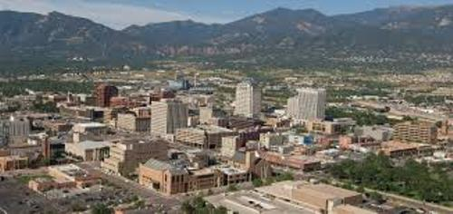 Facts about Colorado Springs