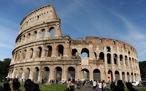 Facts about Colosseum