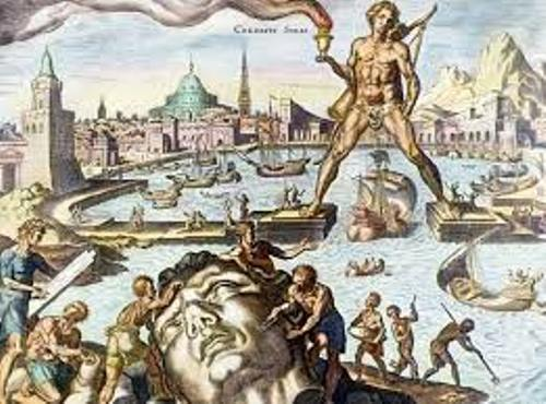 Facts about Colossus of Rhodes