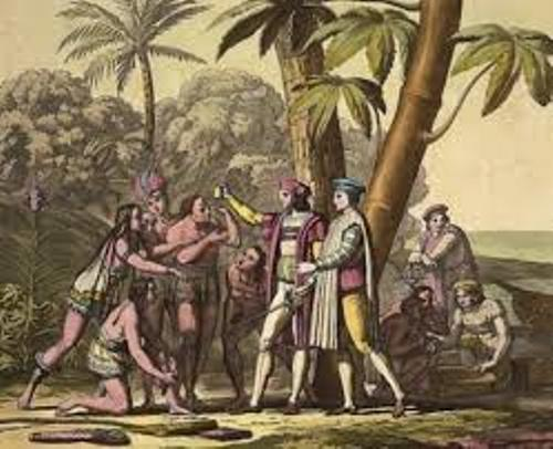 Facts about Columbian Exchange