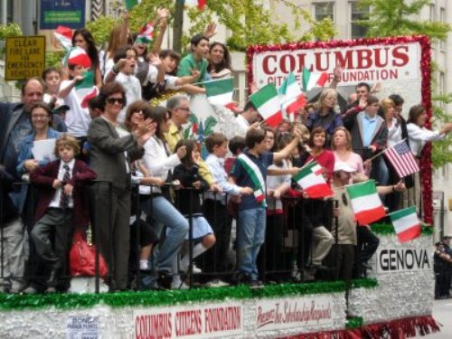 Facts about Columbus Day