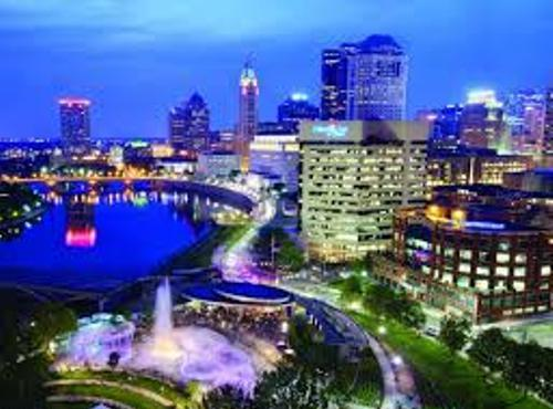 Facts about Columbus Ohio