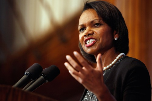 Facts about Condoleezza Rice