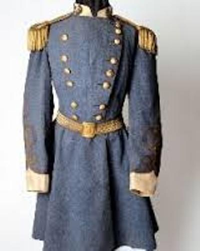 Facts about Confederate Uniforms