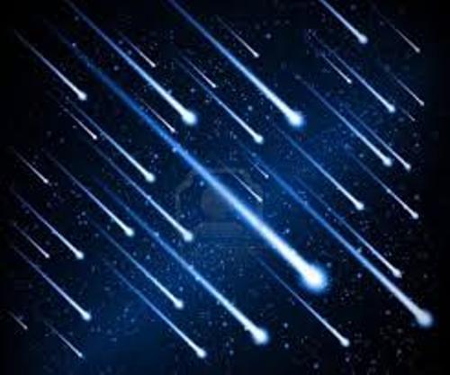 Meteors Raining