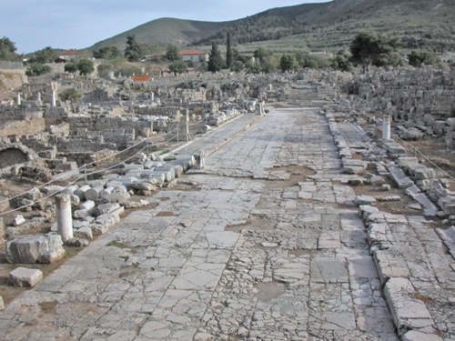Ancient Corinth Facts