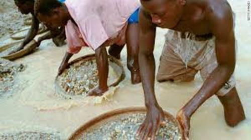 Conflict Diamonds Africa