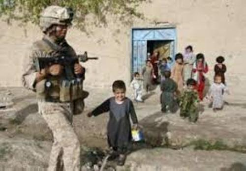 Conflict in Afghanistan Pictures