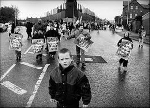 Conflict in Belfast Image